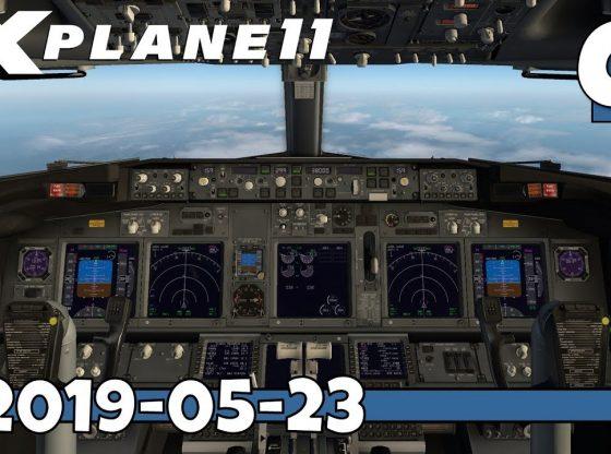 X-Plane 11 – ZIBO 737-800 – Seattle, WA to Juneau, AK (KSEA