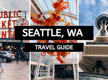 Tips for A Weekend in Seattle